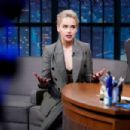 Emilia Clarke – Visits the 'Late Night with Seth Meyers' in New York