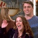 Soleil Moon Frye and Matt LeBlanc