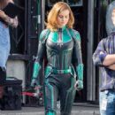 Brie Larson as Carol Danvers/Captain Marvel (2019) - 454 x 681