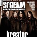 Mille Petrozza, Jürgen Reil - Scream Magazine Cover [Norway] (June 2012)