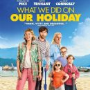 What We Did on Our Holiday (2014) - 454 x 676
