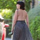 Daisy Lowe – Out in London - 454 x 760