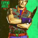 Dolph Lundgren as Gunner in The Expendables 3