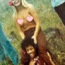 Jimi Hendrix and Kathleen Paulson - 201 x 506