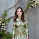 Dakota Johnson : Gucci Bloom celebration at PS1 MoMA in NYC