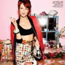 Juliette Lewis - Bullett Magazine Pictorial [United States] (March 2012)