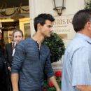 Taylor Lautner: Dating Is Difficult
