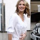 Gemma Atkinson - Outside ITV Studios In London - October 12, 2010
