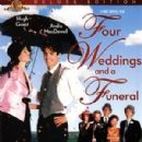 Four Weddings and a Funeral - 300 x 426
