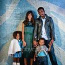 Bill Bellamy and  Family