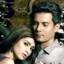 Ejay Falcon and Carla Abellana