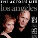 Joan Allen, Ed Harris - Los Angeles Magazine Cover [United States] (March 2001)