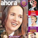 Natalia Oreiro - Ahora Magazine Cover [Argentina] (2 December 2012)