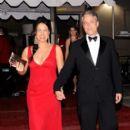 Jon Stewart and Tracey Lynn McShane - 403 x 594