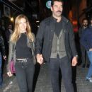 Sinem Kobal & Kenan Imirzalioglu : night out (October 28, 2016) - 454 x 613