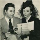 Hedy Lamarr and George Montgomery - 327 x 327