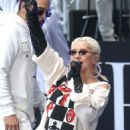 Christina Aguilera – Performing on NBC's 'Today' Show in New York - 454 x 681
