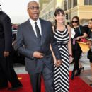 Joe Morton and Nora Chavooshian - 395 x 594