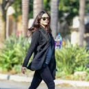 Jenna Dewan – Leaving a gym after a workout in Los Angeles