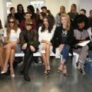 Emily Ratajkowski Antonio Berardi Fashion Show In London
