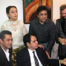 Bollywood Stars At Dilip Kumar's 89th Birthday Party - 454 x 306
