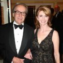 Jane Asher and man gerald scarfe in london on the 7 september ,2009 at tv choice awards