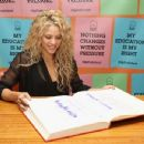 Shakira Supports #UpForSchool Education Petition