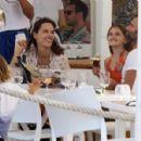 Alessandra Ambrosio and Jamie Mazur Boating While in Ibiza 7/3/2016 - 454 x 298