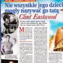 Clint Eastwood - Retro Magazine Pictorial [Poland] (November 2017) - 454 x 642