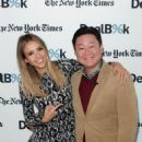 Jessica Alba The New York Times Dealbook Conference In Nyc