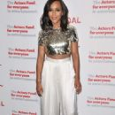 Kerry Washington – The Actors Fund's 'Scandal' Finale Live Stage Reading in Hollywood - 454 x 683