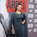 Debi Mazar – 'Arde Madrid' Premiere in Madrid - 454 x 681
