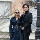 Lili Reinhart and Cole Sprouse – Out in Paris 04/02/2018 - 454 x 303