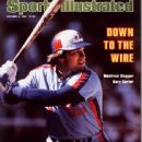 Sports Illustrated Magazine [United States] (6 October 1980)