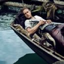 Charlie Hunnam - Entertainment Weekly Magazine Pictorial [United States] (31 July 2015) - 454 x 303