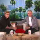 Ellen DeGeneres scares the living Sh*T out of Justin Bieber February 20,2015