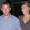Guy Ritchie: Late Night With His Lady