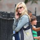 Kirsten Dunst - Out And About - SoHo (09/07/09)