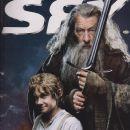 Martin Freeman, Ian McKellen - SFX Magazine Cover [United Kingdom] (January 2013)