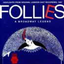 Follies Original 1971 Broadway Cast Music By Stephen Sondheim - 454 x 454