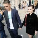Maisie Williams – Stella McCartney Fashion Show SS 2020 at Paris Fashion Week