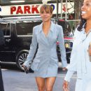 Halle Berry – Arriving at the 2018 Matrix Awards in New York City - 454 x 683