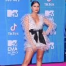 Sofia Reyes- MTV EMAs 2018 - Red Carpet Arrivals - 454 x 681