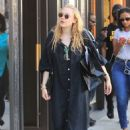 Dakota Fanning – Shopping on Rodeo Drive in Beverly Hills