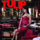 Pooja Misrra - TULIP Magazine Pictorial [India] (16 April 2011)