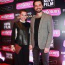 """Asli Enver & Birkan Sokullu attends the """"Bir Varmış Bir Yokmuş"""" Premiere"""