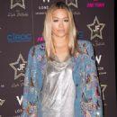 Rita Ora – Kyle De'volle x JF London Launch Party in London - 454 x 603