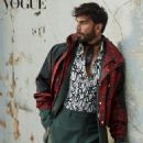 Ranveer Singh - Vogue Magazine Pictorial [India] (October 2018) - 454 x 568