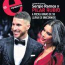 Sergio Ramos and Pilar Rubio - 426 x 480