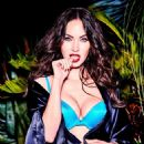 Megan Fox for Frederick's of Hollywood Lingerie 2017 Campaign - 454 x 681